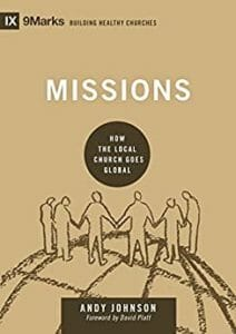 Books for missionaries